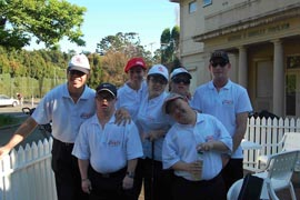 DanceAbility's Inaugural Fundraising Golf Day
