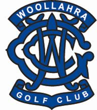 Woollahra Golf Club - SOLD OUT!!!