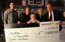 DanceAbility Awarded $5,000!